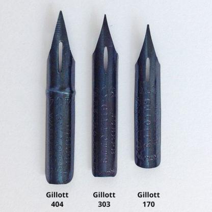 Gillott 170 303 404