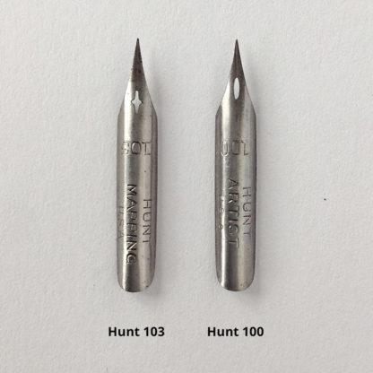 Hunt 100 nib